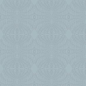 World Web (Gray on Slate)