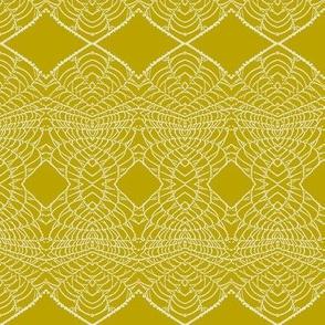 Spider Lace (Mustard)