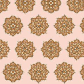 Soul Love Mandalas Pink Medium