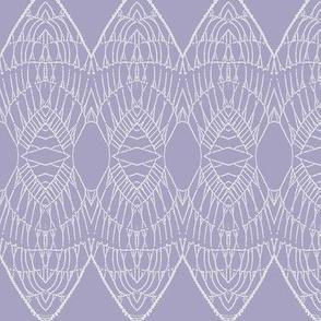 Lace Shield (Grape)