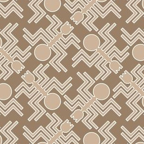 06103914 © nazca lines : desert spider
