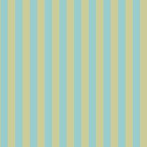 Sage Aqua Stripe