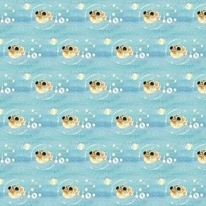 Tiny & Bubbles