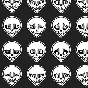 Skeleton Feels - Dark Grey version