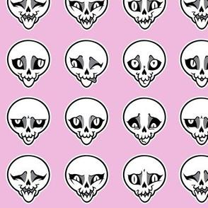 Skeleon Feels - Pink version