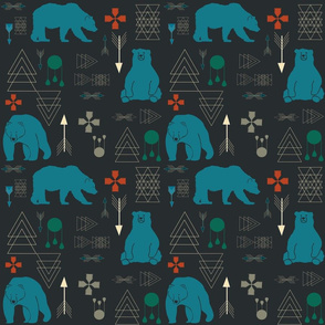 tribal_bear