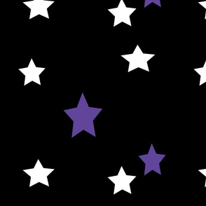 Oh my stars black and purple