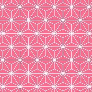 mod girl geo 3 pink