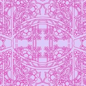 Simply Pink and Lavender #6114966