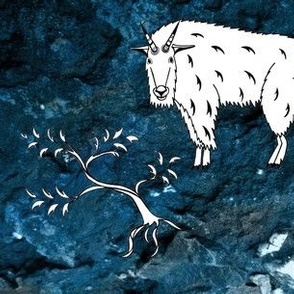 Spirit Animals - Mountain Goat