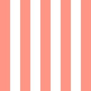 stripes lg peach vertical