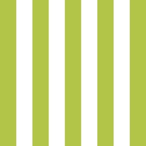 stripes lg lime green vertical