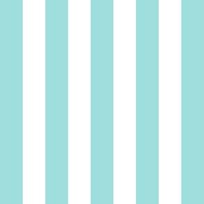 stripes lg light teal vertical