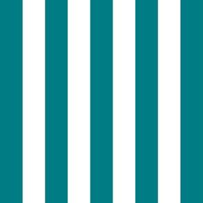 stripes lg dark teal vertical