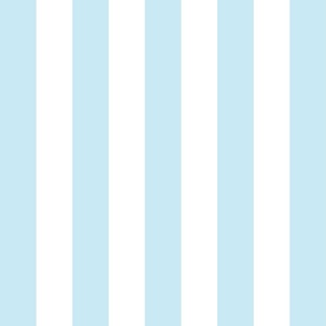 stripes lg ice blue vertical