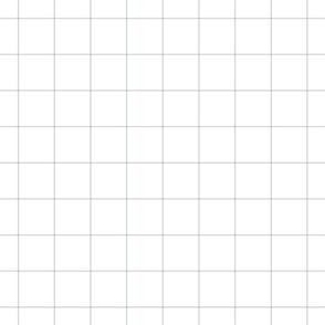 """light grey windowpane grid 2"""" square check graph paper"""