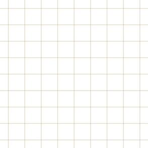 """sand windowpane grid 2"""" square check graph paper"""