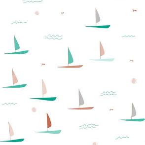Little sailor 1