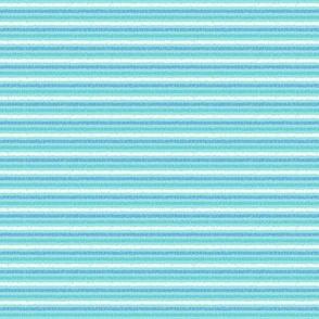 Blue-Aqua Tiny-Stripes