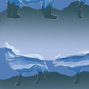 Blue Mountain Animals