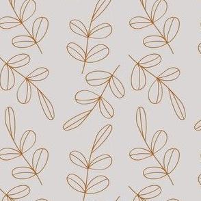 botanical line work
