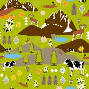 Alpage Animals