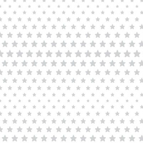 halftone stars light grey