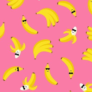 cool bananas pink