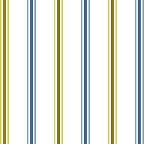 blue and green retrostripes 2