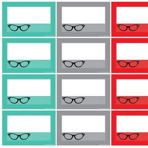 Quilt Label- Fabric Geek