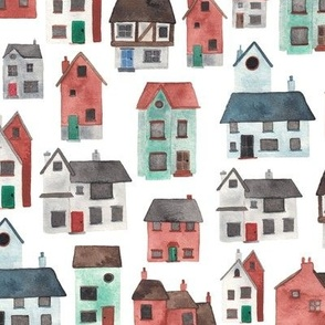 Cute Little Houses