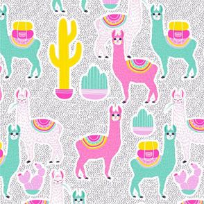 Llama Margarita and Company