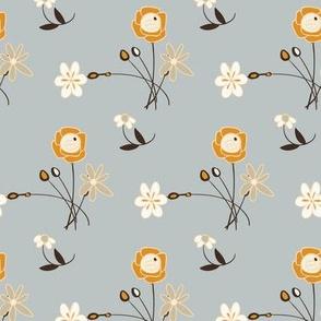 Birdsong- Spring Blossom (large print)