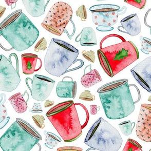 Hot Chocolate Mugs