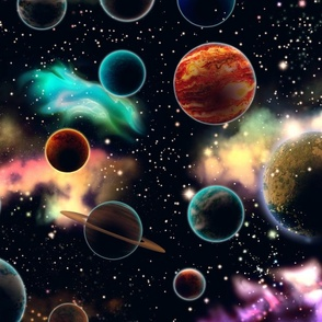 Space and Planets