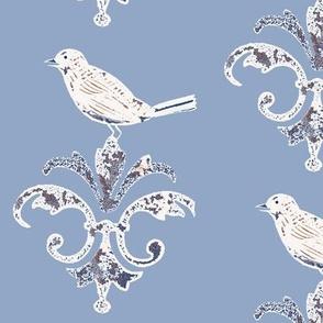 Blue Garden_Bird
