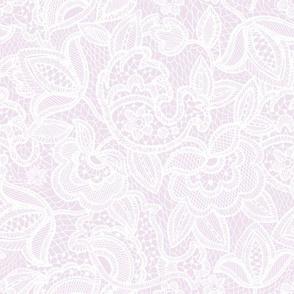 lace // pantone 83-1