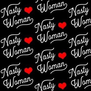 Nasty Woman at Night