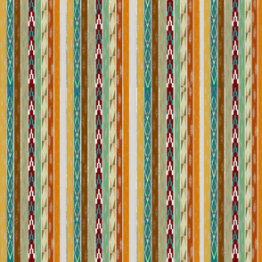 Southwest Stripes - Thin