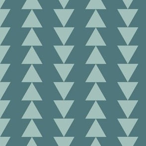 Arrows - Dusty Turquoise, Teal