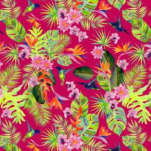Rainforest Spirit Fuschia