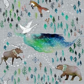 Song of the Yukon (med)