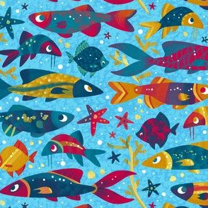 One Fish, Two Fish, Lots of Fish