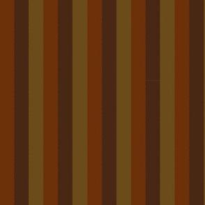 Earth tones striped