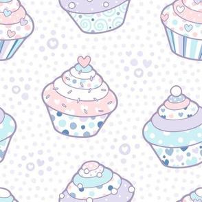 Cupcakes, love and fun