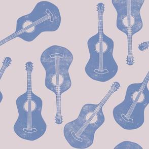 Guitar Blush
