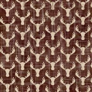 Moose Antlers Earth Brown