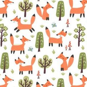 Fox Tails 3