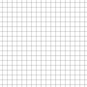 "grey windowpane grid 1"" square check graph paper"