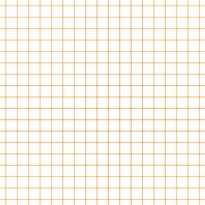 """mango windowpane grid 1"""" square check graph paper"""